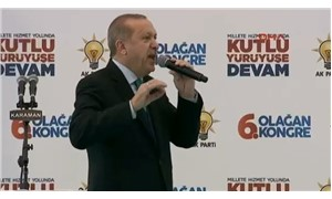 Erdoğan: Kim yolumuza çıkarsa, basar tekmeyi geçeriz
