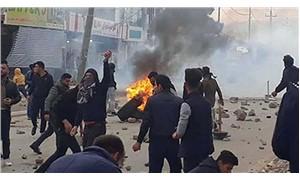 Irak Kürdistan Bölgesel Yönetiminde maaş eylemleri sürüyor