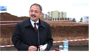 Bakan Özhaseki: Bıraksanız birinci derece SİT alanlarında inşaatlar başlayacak