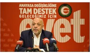 Şimdi tehlike çanları  Türk-İş için çalıyor!