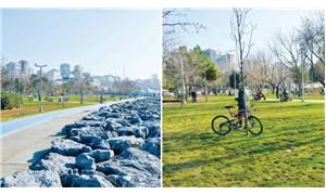 Kalamış Parkını yok etmek kente ihanettir