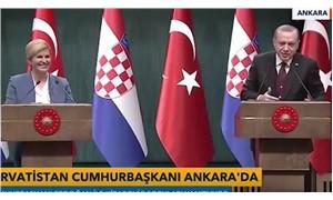 Erdoğan, Hırvatistan Cumhurbaşkanı Kitaroviç ile görüştü