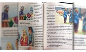 Öğrencilere dağıtılan hikaye kitabında skandal ifadeler