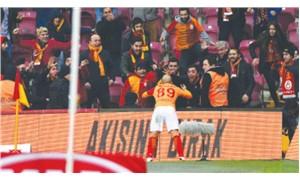 Galatasaray hız kesmedi
