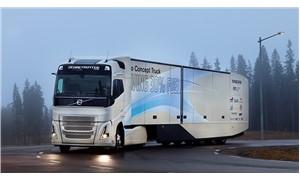 Elektrikli kamyon sınıfına Volvo da katılıyor