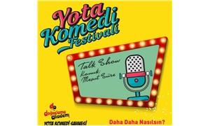 """""""YOTA Komedi Festivali"""" başlıyor"""