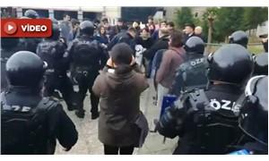 Kocaeli Üniversitesinde 'taşerona hayır' diyen öğrencilere polis saldırdı: En az 12 gözaltı