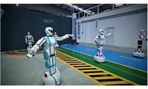 Konyalı bilim insanları Erik Dalı oynayan robot yaptı