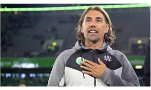 Wolfsburg teknik direktörü Martin Schmidt istifa etti