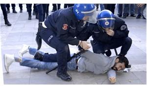 Gözaltıları protesto eden Halkevleri üyelerine polis müdahalesi: 14 gözaltı