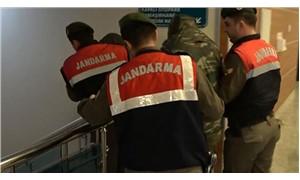 Türkiye sınırını geçen 2 Yunan askeri tutuklandı
