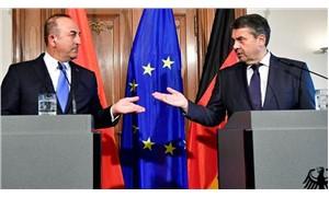 Dışişleri Bakanı Çavuşoğlu, Alman mevkidaşı Gabriel ile görüştü