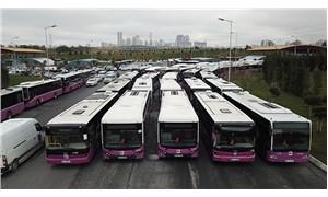 İETT kontak kapatan halk otobüsleri hakkında yasal işlem başlattı