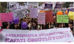 Kadınlar sokakları yine doldurdu: Hayatı örgütlüyoruz
