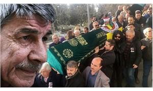 Usta oyuncu Ercan Yazgan, son yolculuğuna uğurlandı