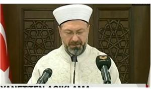 Erbaş: İslam ile reform kelimelerinin yan yana gelmesi doğru değildir