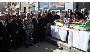 Tunceli TSO Başkanı Yusuf Cengiz son yolculuğuna uğurlandı