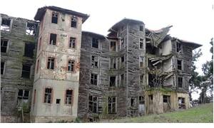 Büyükada eski Rum Yetimhanesi, tehlike altındaki miraslar listesine alındı