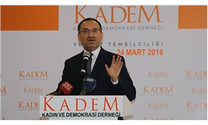 Bozdağ: Kadına şiddetin önlenmesi konusunda en büyük reformu AK Parti yaptı