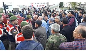 Ölümlü kaza sonrası yurttaşlar yol kapattı