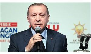 Erdoğan: CHP denince akla yolsuzluk, yoksulluk, yasaklar gelir