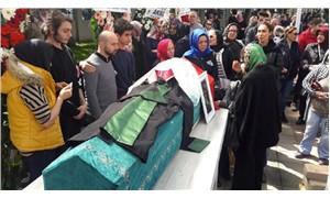 Alara Karademir, kadınların omuzunda son yolculuğuna uğurlandı