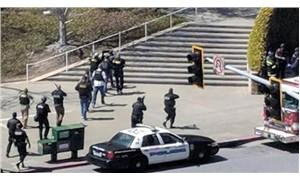Youtube genel merkezine silahlı saldırı
