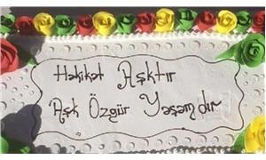 HDP binasına götürülen pastaya el konuldu; 2 kişi gözaltına alındı
