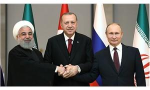'Suriye' başlıklı Türkiye-Rusya-İran Üçlü Zirvesi sona erdi