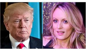Trump porno yıldızı Stormy Daniels ile ilgili ilk kez konuştu