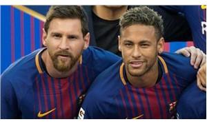 Neymar kafaları karıştırdı: Messi ile  güçlerimizi birleştirdiğinde harika şeyler olur!