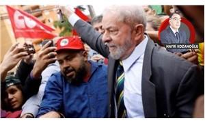 Hapse atılan sırf Lula mı?
