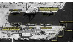 Rus gemileri savaş pozisyonu aldı