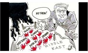 """""""Emperyalistler rol kapmak için saldırıyor"""""""