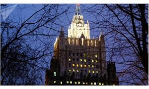Rusya Dışişleri Bakanlığı binası bomba ihbarı nedeniyle tahliye edildi