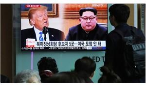 Trump: Kuzey Kore ile görüşme verimsiz geçerse terk edeceğim