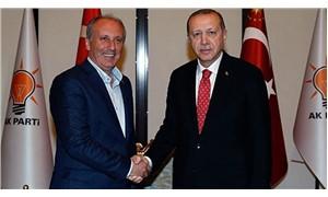 İnce-Erdoğan görüşmesi sona erdi