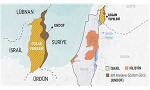İsrail-Suriye sınırında patlama sesi: Sirenler çalıyor