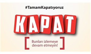 Gücümüzün farkındayız: Havuz medyasını bu akşam #KapatGitsin