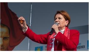 Akşener: Hakaret kanunu çıksa Erdoğan hapiste olur