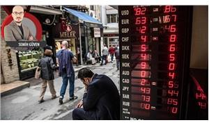 Lira sert düştü merkez faiz artırdı: Büyük kriz kapıda!