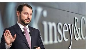 McKinsey devre dışı ama programı yürürlükte