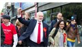 Jeremy Corbyn'in Sosyalist İşçi Partisi