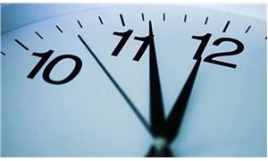 Saatler 1 saniye geri alınıyor