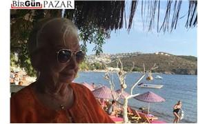 87 yaşında  bir Hazirancı