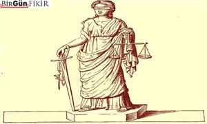 Adaletin terazisi