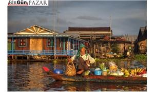 Kamboçya, gezgin rotalarının favorisi