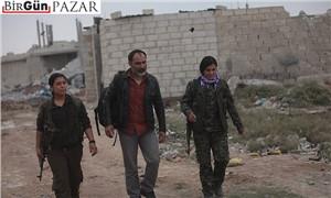 """""""Kobane. Bir kadın direnişi"""""""