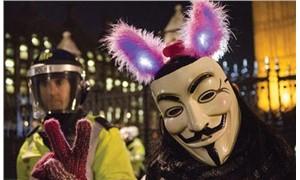 'Bir Milyon Maske Yürüyüşü'
