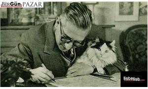 Yüzyılın mühim yazarlarına ilham olmuş 12 kedi
